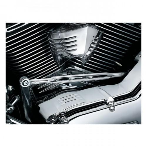 KURYAKYN GIRDER SHIFTER ROD - Ozdobne cięgno zmiany biegów do Harley Davidson
