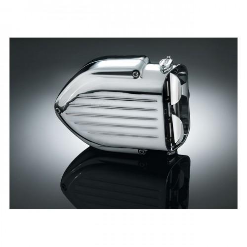 KURYAKYN PRO-SERIES HYPERCHARGER CHROME - Filtr powietrza Kuryakyn PRO-SERIES Harley Davidson