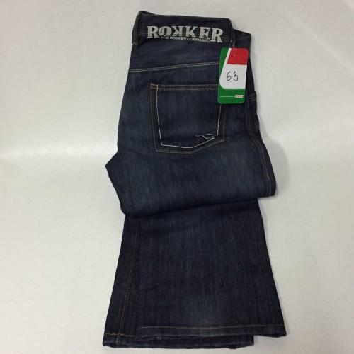 Spodnie ROKKER W32 L32