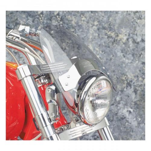 N.C., FLY SCREEN LS. LIGHT - Szyba, owiewka na widelec 43 mm lub 52-56 mm